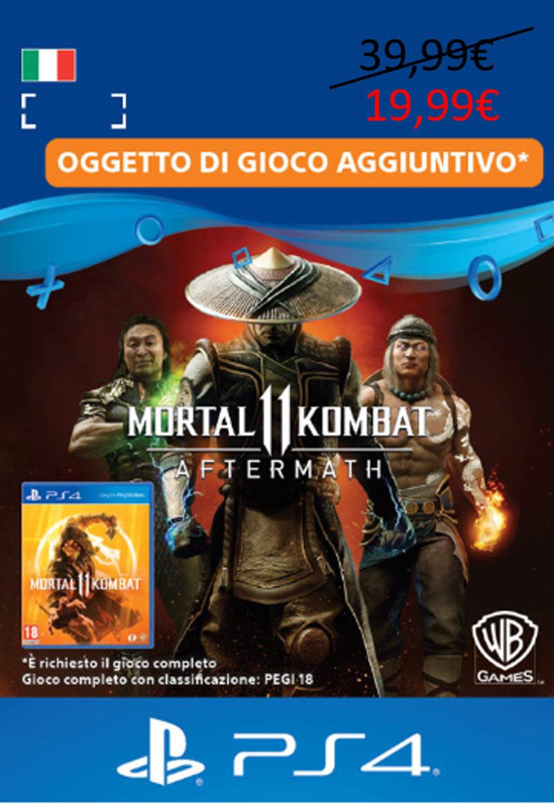 Mortal Kombat 11: Aftermath (Prezzo promozionale)