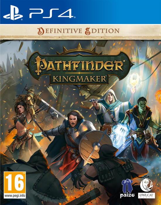 Pathfinder Kingmaker - Definitive Edition
