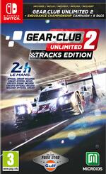 Gear Club Unlimited 2 Tracks Edition