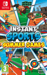 Instant Sports Summer Game