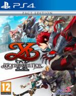 Ys IX: Monstrum Nox - Pact Edition