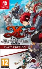 Ys IX: Monstrum Nox - Pact Edition