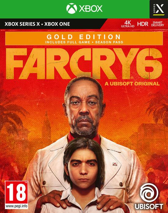 Far Cry 6 - Gold Edition (Compatibile con Xbox One)