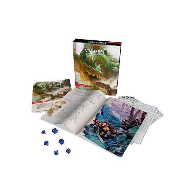Dungeons & Dragons - 5a Edizione: Starter Set - Gioco Da Tavolo