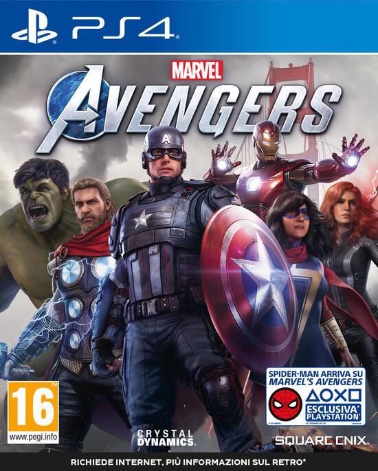 Marvel's Avengers (Versione per Bundle)