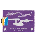 Zerbino Star Trek - Welcome Aboard!