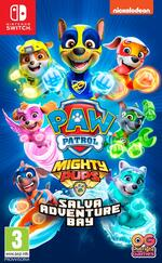 Paw Patrol Mighty Pups: Salva Adventure Bay