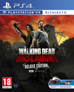 The Walking Dead Onslaught - Golden Weapon Deluxe Edition