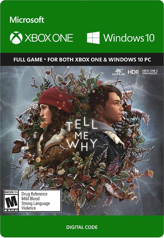 Tell Me Why (Xbox One & PC Windows 10)