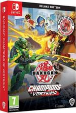 Bakugan: Campioni di Vestroia - Deluxe Edition