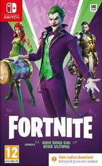 Fortnite - Bundle Ride Bene Chi Ride Ultimo