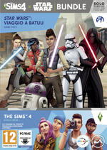 The Sims 4 Star Wars: Viaggio a Batuu (Bundle)