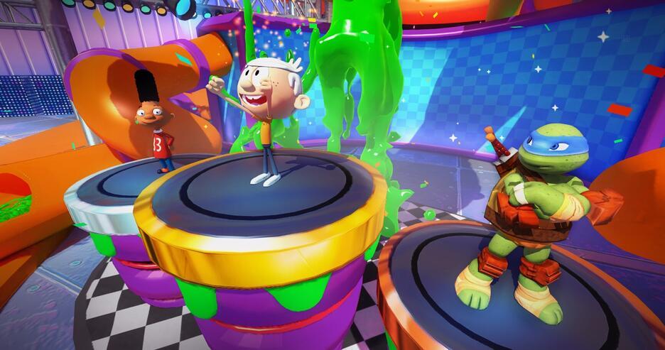 Nickelodeon Kart Racers 2: Grand Prix