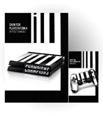 Skin PlayStation 4 - Console e Controller - Juventus