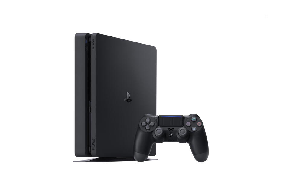 PS4 Slim 500 GB + Fifa 21 + Codice Promo FUT 21