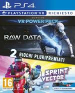 Raw Data VR + Sprint Vector