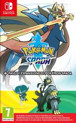 Pokémon Spada + Pass di Espansione