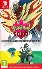 Pokémon Scudo + Pass di Espansione