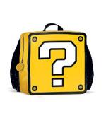 Zaino Super Mario - Question Block Sagomato (Mini)