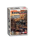 Sherlock Far West: La Miniera Maledetta - Gioco Da Tavolo