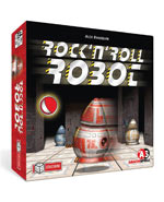 Rock 'N' Roll Robot - Gioco Da Tavolo