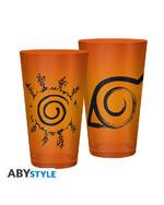 Bicchiere Naruto - Konoha & Seal