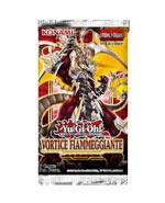 Carte Yu-Gi-Oh! - Vortice Fiammeggiante (Busta Da 9 Carte)