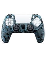 Guscio Protettivo Controller PlayStation 5 - Qubick Camo - Ocean