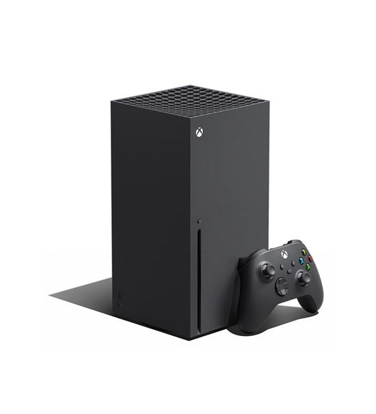 XBOX SERIES X + 2 Controller (Carbon Black)