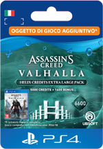 Assassin's Creed Valhalla - Helix Credits Extra Large Pack (6,600)