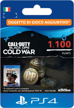 Call of Duty®: Black Ops Cold War - 1100 Punti