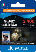Call of Duty®: Black Ops Cold War - 2400 Punti