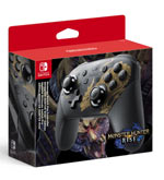 Pro Controller Monster Hunter Rise Edition