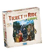 Ticket to Ride Europa: 15th Anniversary - Gioco Da Tavolo