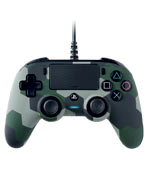 Wired Compact Controller Nacon - PS4 (Camouflage)
