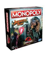 Monopoly: Jurassic Park - Gioco Da Tavolo