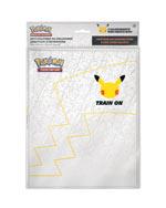 Carte Pokémon - ULTRA PRO - Raccoglitore Jumbo Compagni D'Avventura