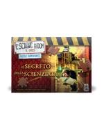 Escape Room - Puzzle Adventures: Il Segreto Della Scienziata - Gioco Da Tavolo