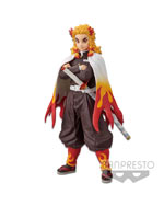 Figure Demon Slayer Kimetsu No Yaiba - Kyojuro Rengoku (Vol. 10 Ver. B - REPRODUCTION)