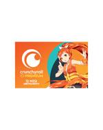 Ricarica Crunchyroll - 39.99€