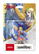NINTENDO Amiibo - Zelda & Solcanubi (The Legend of Zelda: Skyward Sword HD)