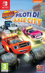 Blaze e le Mega Macchine: Piloti di Axle City