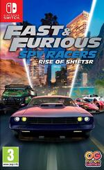 Fast & Furious: Spy Racers Il ritorno della SH1FT3R