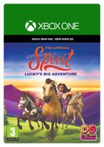 DreamWorks Spirit La grande avventura di Lucky