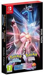 Pokémon Diamante Lucente + Pokémon Perla Splendente - Edizione Duplice