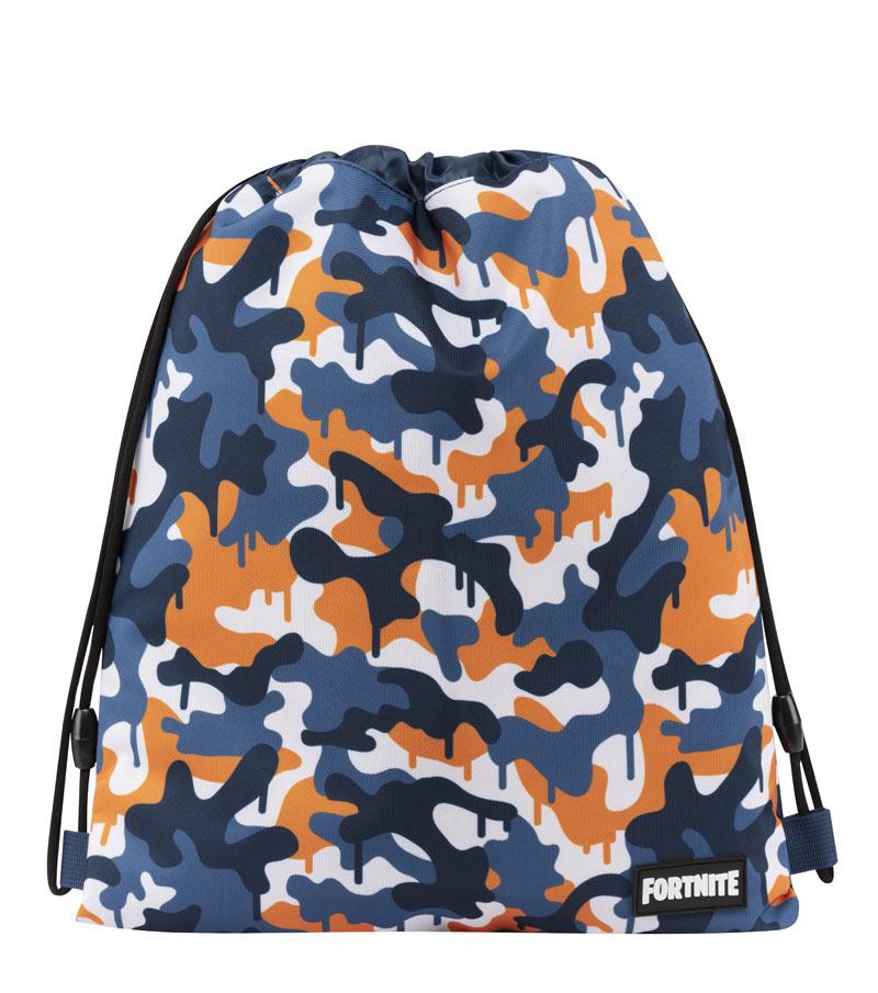 Zaino Fortnite - Paint Camouflage