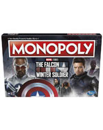 Monopoly: Falcon & The Winter Soldier (Marvel) - Gioco Da Tavolo