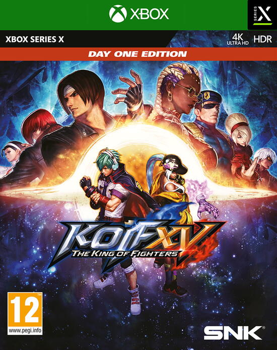 The King of Fighters XV - Day One Edition