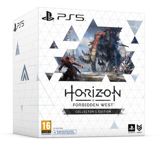 Horizon: Forbidden West - Collector's Edition | GameStop Italia
