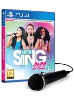 Let's Sing 2022 + Microfono